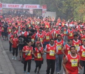 Pic2Go Run For Education Kolkata 2014