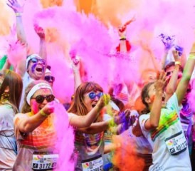 Pic2Go The Color Run Romania 2014
