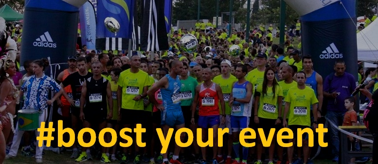 #boost your event