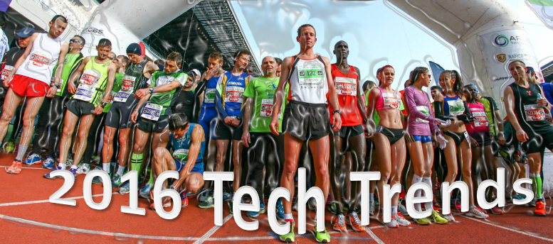 Endurance Events Tech Trends  2016