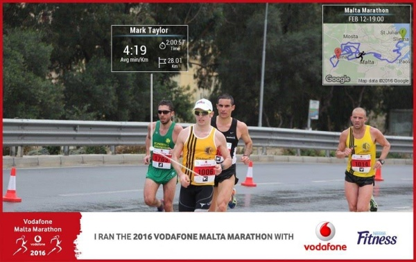 Pic2Go Performance Photos - Malta Marathon