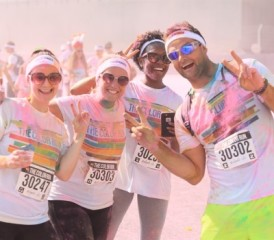 Pic2Go The Color Run UAE