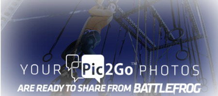 BattleFrog - Pic2Go Race Photo Sharing f