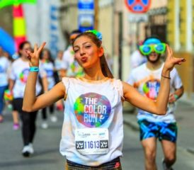 Pic2Go The Color Run Cluj 2016